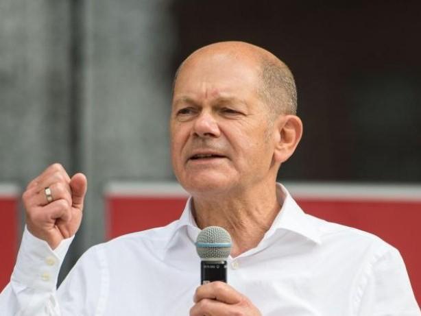 Wahlen: Scholz bietet Aktivisten im Hungerstreik Einzelgespräche an