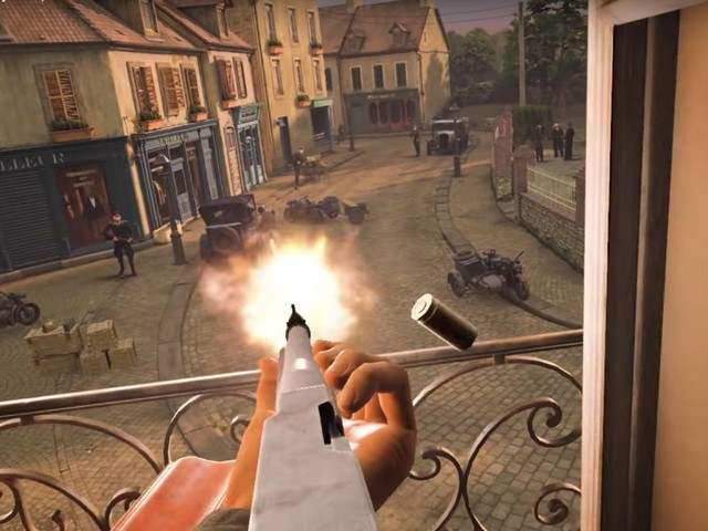 Interview: Medal of Honor: Above and Beyond (Peter Hirschmann)