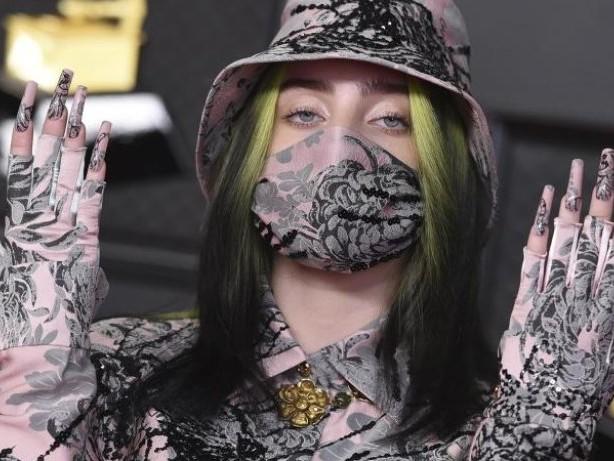 """Popstar: Billie Eilish begeistert mit Cover für britische """"Vogue"""""""