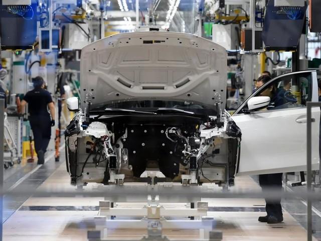 Wegen Brexit: Britische Autobranche streicht Investitionen
