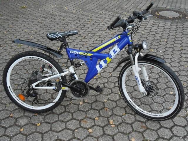 24 zoll Alu Fahrrad 21 gange chaltung zu verkaufen in Merzenich