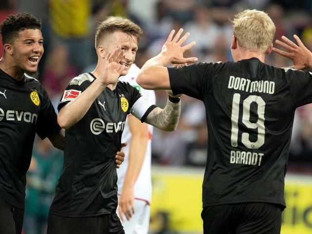 BVB gewinnt in Köln – auch dank Neuzugang Brandt