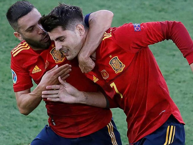 EM 2021: Kroatien vs. Spanien: Achtelfinale bei der EM 2021 heute im Liveticker
