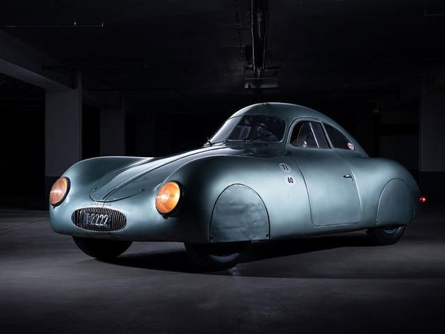 Auktion Porsche Typ 64 Berlin-Rom-Wagen beendet: Dieser Porsche ist kein Porsche und bleibt ohne Käufer