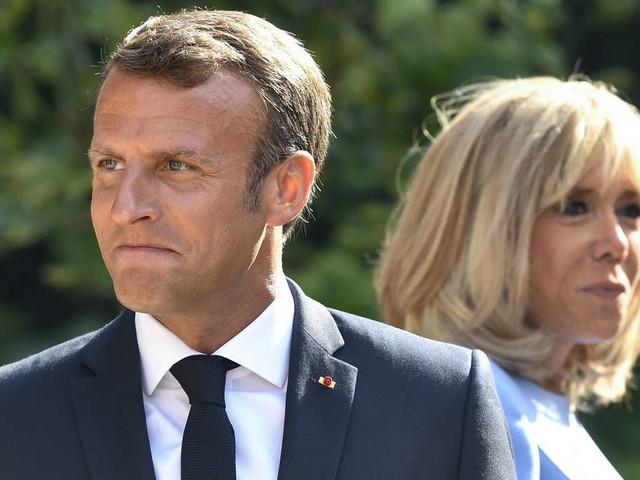 Macrons Frau Brigitte wird beleidigt - jetzt schlägt die Tochter der First Lady zurück