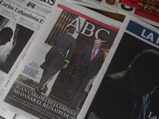 Wo ist Juan Carlos?: Spekulationen über Aufenthaltsort von Spaniens Ex-König