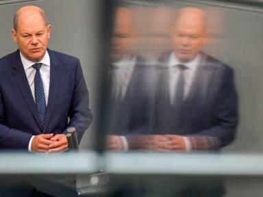Finanzminister Scholz wirbt für Konjunkturprogramm gegen Corona-Krise