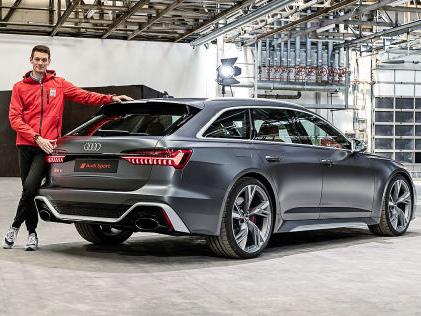 Audi RS 6 Avant C8 (2020): Test, Daten, Preis, Innenraum, V8, Marktstart, Performance Mild-Hybrid-V8 für den neuen RS 6!