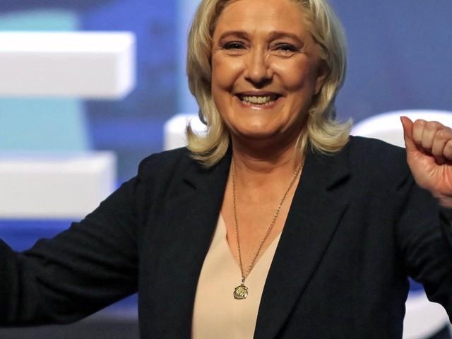 Präsidentschaftswahlen in Frankreich: Wie sich Le Pen gegen Macron positioniert