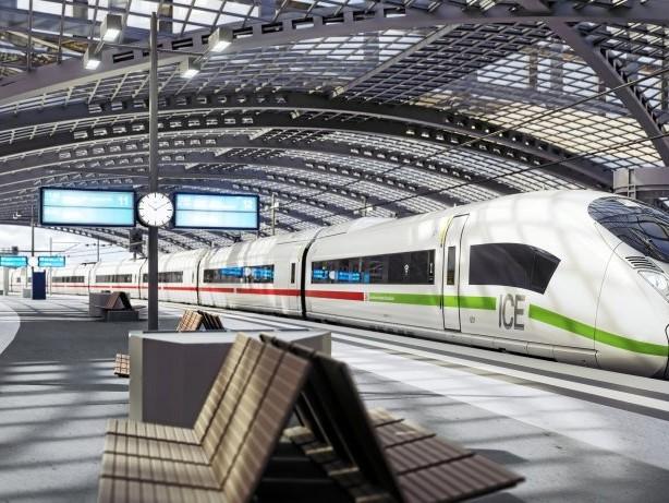Bahn: Deutsche Bahn bestellt 30 ICE-Züge für eine Milliarde Euro