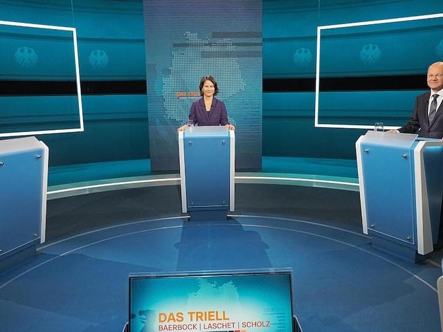 Wahlsonntag 2021 im TV und Live-Stream - Wahlentscheidung im Live-Stream: TV-Sendungen am Wahlsonntag live im Internet sehen