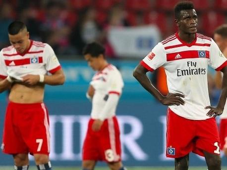 Bundesliga: Der erwartete Absturz des Hamburger SV