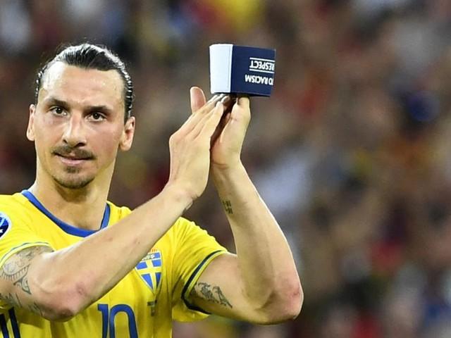 Ibrahimovic, Ramos und Co.: Superstars in der EM-Zuschauerrolle