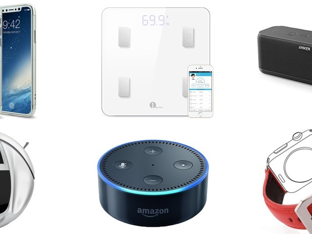 Amazon Blitzangebote: Echo Dot, iPhone X Hüllen, Anker Zubehör, Smart Waage, Pwwerbanks, Qi-Ladegeräte, Apple Watch Armbänder und mehr