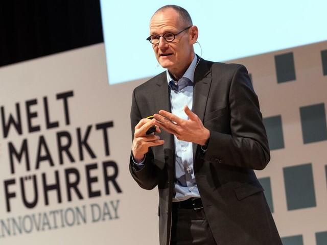 """Weltmarktführer Innovation Day: Siemens-Healthineers-Chef: """"Zukäufe sind Mittel zum Zweck"""""""
