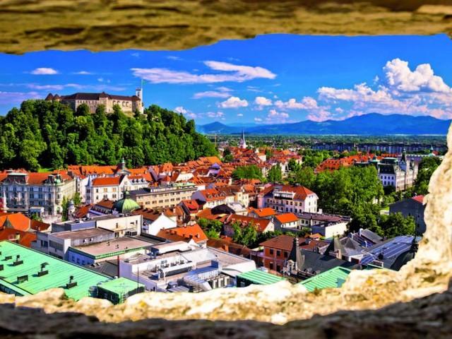 Weekender Ljubljana: Dolce Vita auf Slowenisch