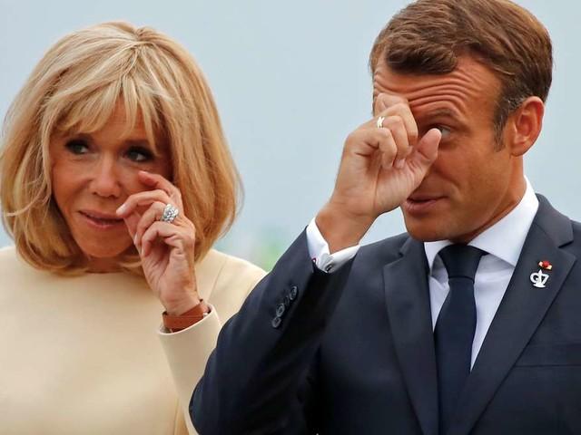Macrons Frau wird beleidigt - jetzt holt die Tochter der First Lady zum Gegenschlag aus