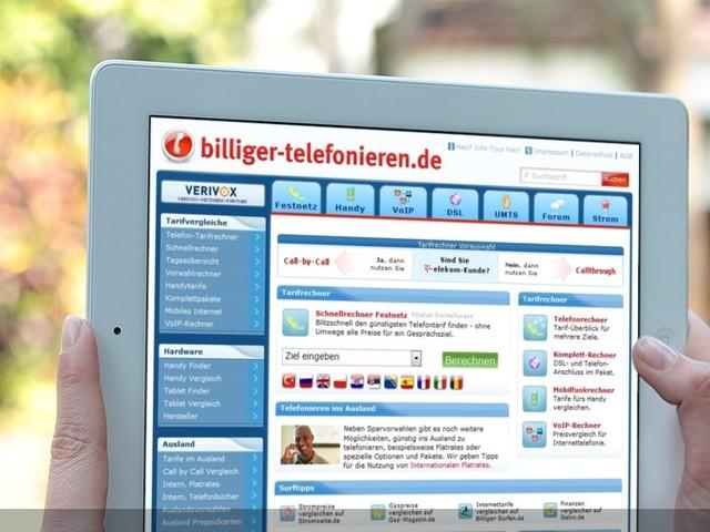 Handyvertrag: Kostenloser Vergleich für Handy-Verträge