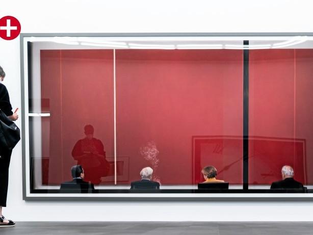 Ausstellung: Andreas Gursky zeigt in Duisburg Welt und Zeit im Bild