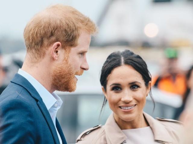 Herzogin Meghan: Das schenkte sie Harry zum ersten Vatertag
