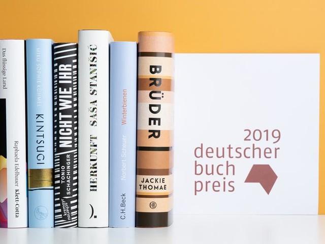 Vorstellung der sechs Buchpreis-Finalisten