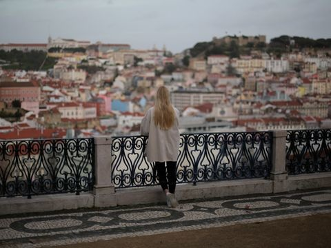 Corona-Pandemie: Lissabon wegen Ausbreitung der Delta-Variante abgeriegelt