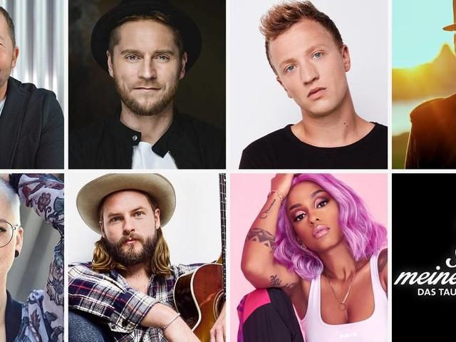"""Neue Staffel startet: Diese Musiker sind bei """"Sing meinen Song"""" dabei"""