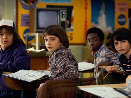"""Die Kids von """"Stranger Things"""" haben etwas zu verkünden"""