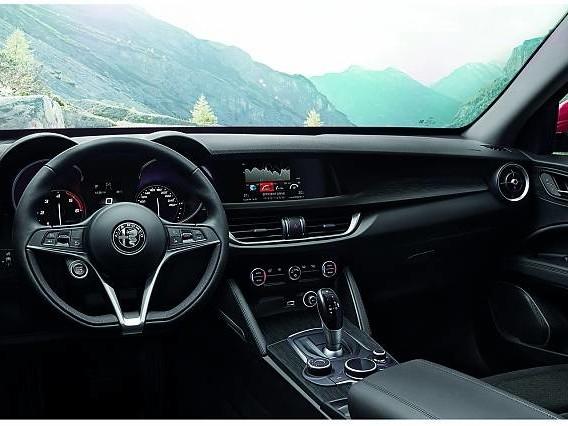 Alfa Romeo Stelvio Q4 2.0 Turbo: Schönheitsfehler