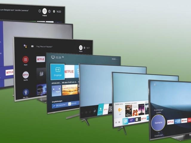 heise+ | Sieben günstige 4K-TVs mit 55 Zoll Diagonale und HDR