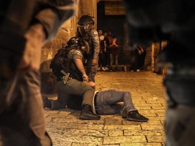 Festnahmen und Verletzte bei Zusammenstößen in Jerusalem