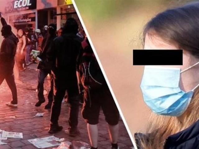 """""""Werden Staatsschutzangriff zurückschlagen!"""" - Linksextremisten stehen fest zu inhaftierter Genossin Lina E. - und setzen Gewaltkurs fort"""