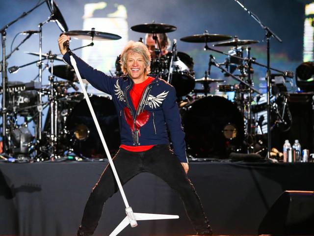 """Bon Jovi: Neuen Song """"Limitless"""" hören + Tracklist und Artwork für neues Album """"2020"""""""