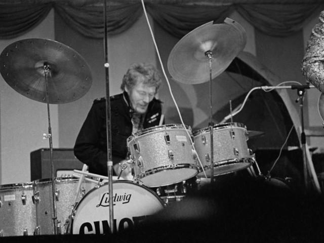Die 100 besten Schlagzeuger aller Zeiten: Ginger Baker