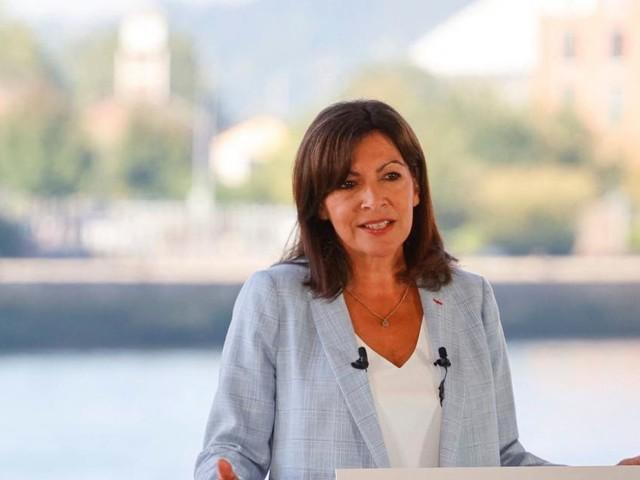 Pariser Bürgermeisterin will Frankreichs erste Präsidentin werden