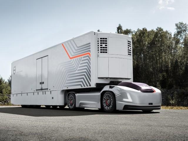 Autonome Trucks: So macht Technik den Lkw-Fahrer überflüssig