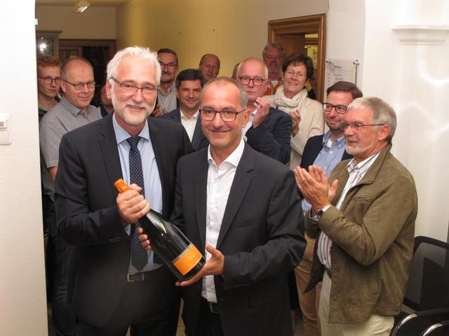 Bürgermeisterwahlen in VG und Stadt: Der Favorit hat in Konz gesiegt (Video)