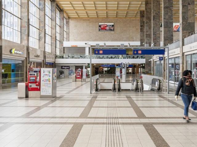 Ein Zug nach Nirgendwo: Die Leiden des Westbahnhofs