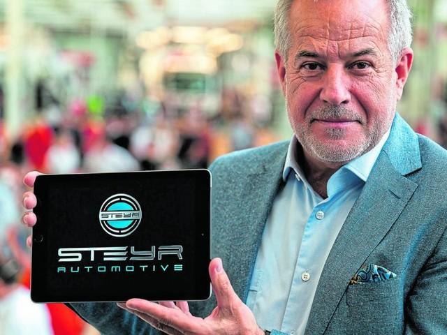 Ab 2022 erste Kleinserie unter der Marke Steyr