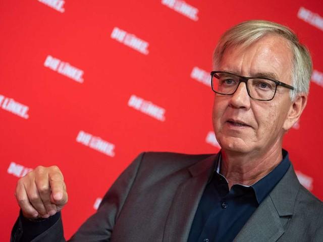 Die Linke wirbt für Dreierbündnis mit SPD und Grünen