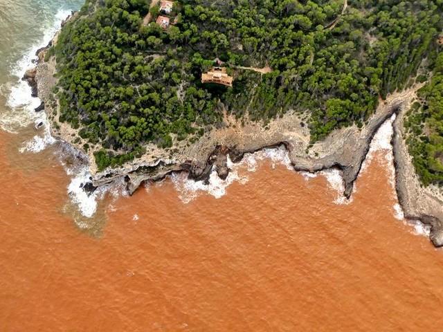 Mallorca-News: Warum ist das Wasser vor Mallorca plötzlich braun?