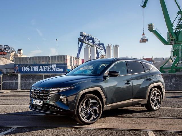 Ein bisschen sparen: Erste Fahrt im neuen Hyundai Tucson
