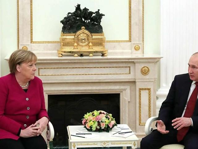 """Stellt Bundesregierung Weichen für """"Krieg gegen Russland""""? Linken-Politikerin verwundert mit Aussage"""