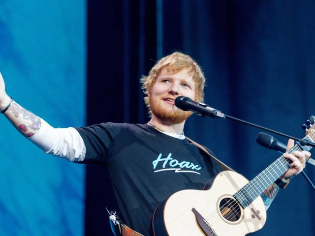 """Ed Sheeran enthüllt geheime Tracklist von """"No. 6 Collaborations Project"""""""