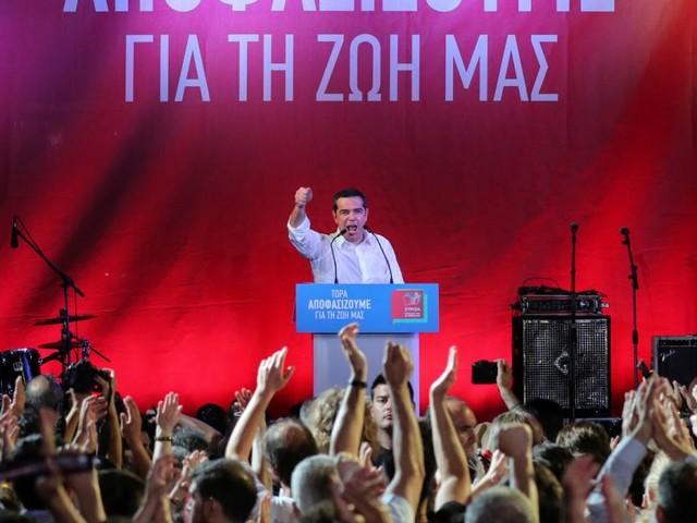 """Griechenland: """"In die Knie gezwungen"""""""