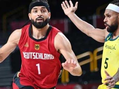 Trotz zwei Vorrunden-Niederlage in Saitama stehen die deutschen Basketballer das erste Mal seit 1992 im Olympia-Viertelfinale.