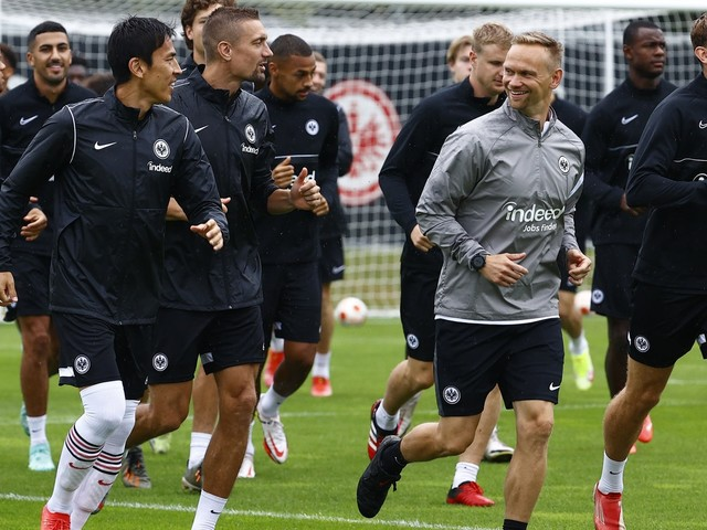 Fußball |Europa League: Das Wichtigste zum Eintracht-Spiel gegen Fenerbahce: Zeit für Genuss