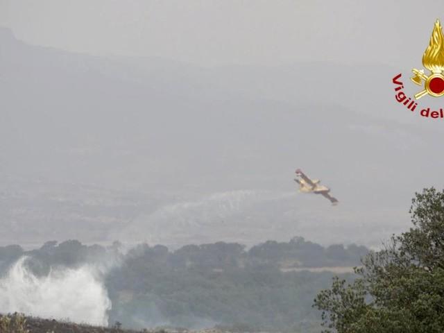 Italienische Regierung bittet EU um Löschflugzeuge