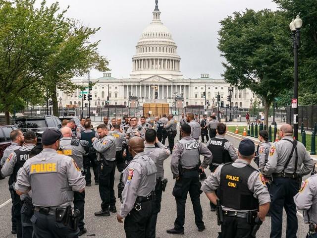 USA: Washington rüstet sich für Pro-Trump-Demonstration am US-Kapitol