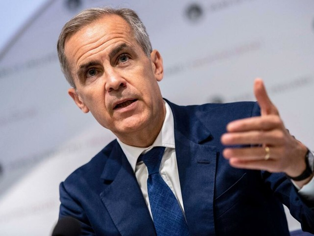Bank of England: Britischer Notenbankchef schlägt Aufbau neuer Reservewährung als Dollar-Ersatz vor